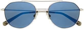 Vince Camuto Round Aviator Sunglasses