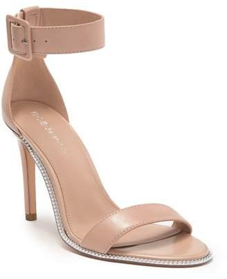 BCBGeneration Janet Leather Stiletto Heel Sandal