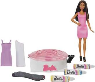 Barbie Spin Art Designer with Doll