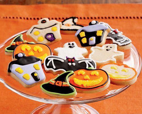 Halloween Cookie Cutter, Set of 5
