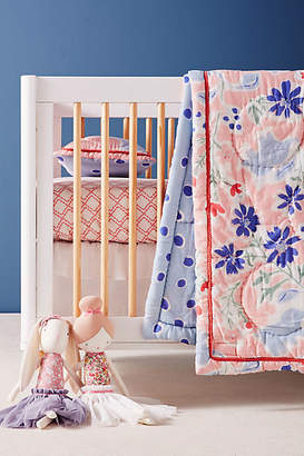 Isabella Collection Emily Dreamtime Elephants Toddler Quilt