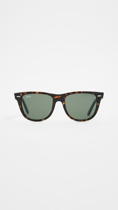 Ray-Ban RB2140 Wayfarer Outsiders Oversized Sunglasses