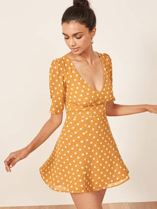 Reformation Marylou Dress