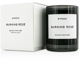 Byredo Fragranced Candle - Burning Rose (Collectors Edition) - 240g/8.4oz