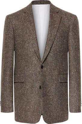 Calvin Klein Wool-Tweed Blazer
