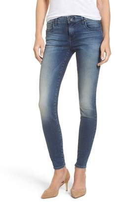 KUT from the Kloth Donna High Waist Ankle Skinny Jeans (Cheered) (Regular & Petite)
