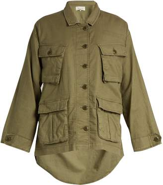The Great The Commander lightweight woven jacket