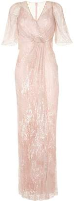 Jenny Packham embellished dress
