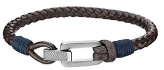 Tommy Hilfiger Men Stainless Steel Rope Bracelet - 2701011