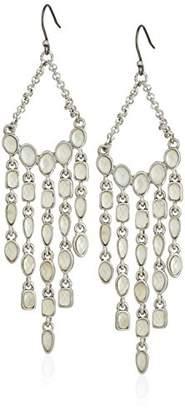 Lucky Brand Mother of Pearl Chandelier Earrings