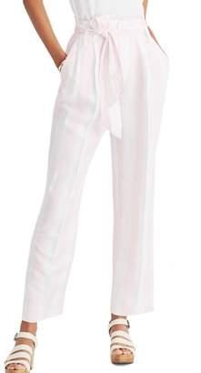 Madewell Stripe Paperbag Pants