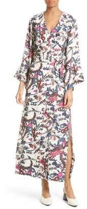 Women's Elizabeth And James Howe Kimono Wrap Dress $695 thestylecure.com