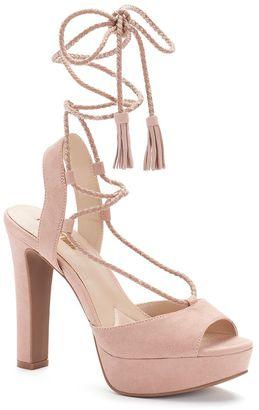 Jennifer Lopez Ricki Women's High Heels $69.99 thestylecure.com