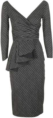 Chiara Boni La Petit Robe Di Striped Dress
