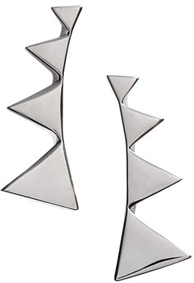 Women's Nadri Triangle Ear Crawlers $30 thestylecure.com