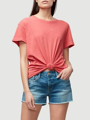 Frame Wear Thin Tee Faded Summer RED Size XS