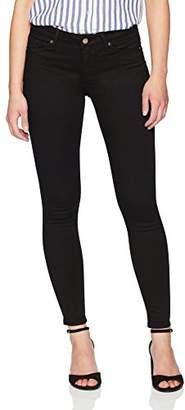 Denim Bloom Women's Low Rise Super Skinny Color Power Stretch Jean 28X28