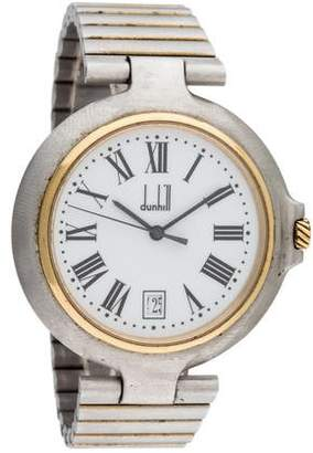 Dunhill Two-Tone Quartz Watch