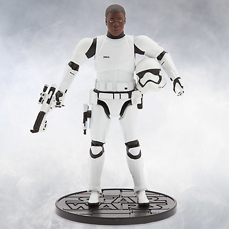 FN-2187 Stormtrooper Elite Series Die Cast Action Figure - 6 1/2'' - Star Wars: The Force Awakens