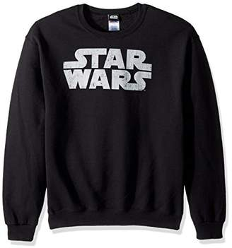 Star Wars Unisex-Adults Men's Simplest Logo Graphic Tee