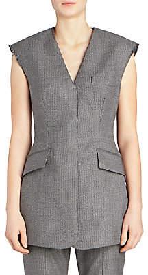 Stella McCartney Women's Tia Wool-Blend Vest