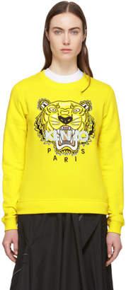 Kenzo Yellow Tiger Sweatshirt