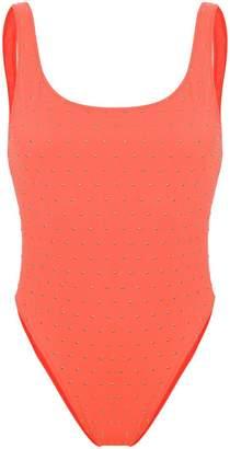 Faith Connexion studded swimsuit