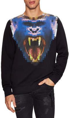 Marcelo Burlon County of Milan Graphic Printed Sweatshirt