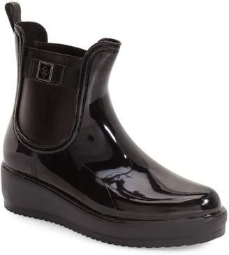 dav 'Wakefield' Waterproof Platform Rain Chelsea Boot