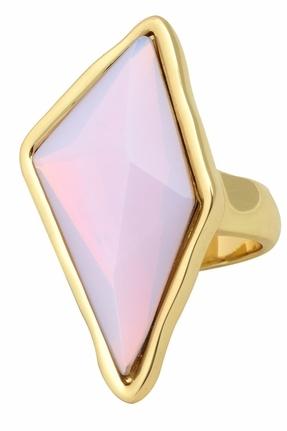 Belle Noel by Kim Kardashian GlamRock Ring in Opal