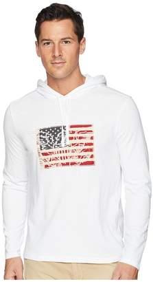 Polo Ralph Lauren Slub Jersey American Pullover Hood T-Shirt Men's T Shirt