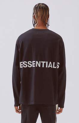 FOG - Fear Of God Essentials Boxy Graphic Long Sleeve T-Shirt