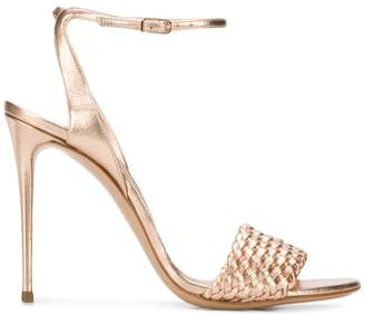 Casadei open toe sandals