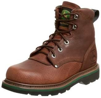 """John Deere Men's JD6193 11"""" Pull On Boot"""