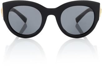 Versace Tribute cat-eye sunglasses