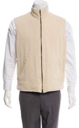Loro Piana Reversible Lined Vest