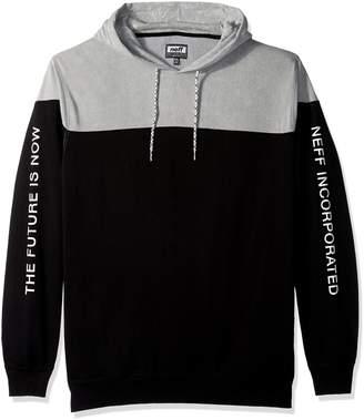 Neff Men's Space Time Hoodie Sweatshirt