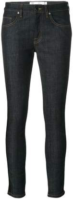 Victoria Beckham Victoria cropped skinny jeans