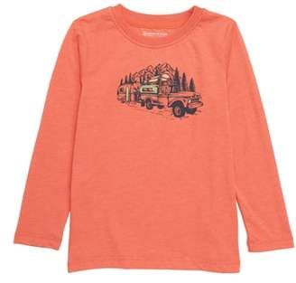 Camper United By Blue Truck 'n' T-Shirt