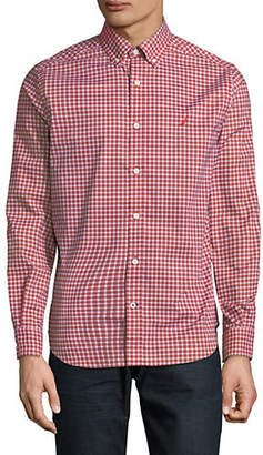 Nautica Classic-Fit Plaid Shirt