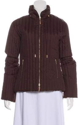 Tory Burch Quilted Down Jacket