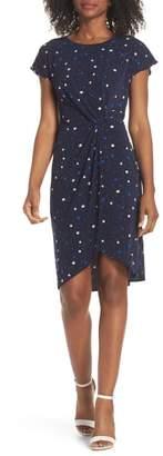 Leota Mini Twist Dress
