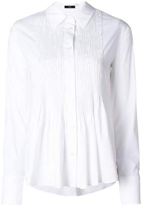 Steffen Schraut gathered longsleeved shirt