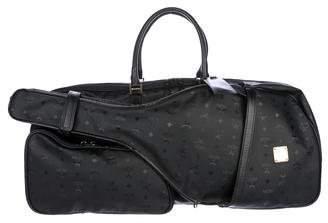 MCM Visetos Duffle Tennis Luggage
