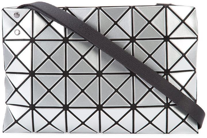 Bao Bao Issey Miyake geometric design shoulder bag
