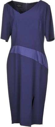 Clips Knee-length dresses - Item 34879656BK
