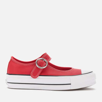 Converse Chuck Taylor All Star Mary Jane Ox Flats