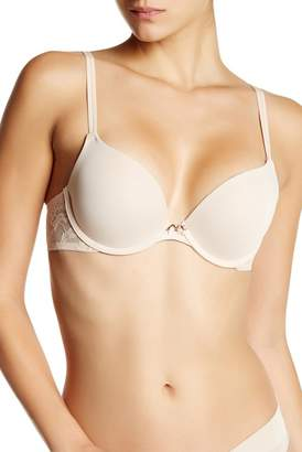 DKNY Perfect Underwire Push-Up Demi Bra