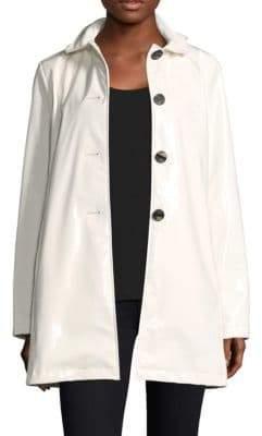 Jane Post Princess High-Shine Raincoat