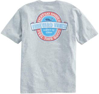 Vineyard Vines Every Day Label Pocket T-Shirt